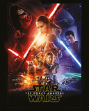 Star Wars The Force Awakens- One Sheet Plakát