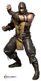Scorpion - Mortal Combat X Cardboard Cutouts