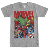 Marvel- Classic Team T-Shirt