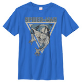 Youth: Spiderman- Power Crawl Shirts