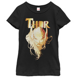 Young Girls: Thor- Lady Thor T-Shirts