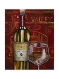 Wine Valley Giclee Print by Jennifer Garant