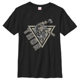 Youth: Thor- Power Swoop T-Shirt