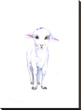 Lamb 2 Stretched Canvas Print by Suren Nersisyan