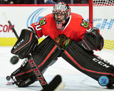 Corey Crawford 2015-16 Action Photo