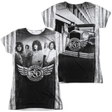 Juniors: Reo Speedwagon- The Essentials (Front/Back) T-shirts