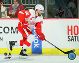 Henrik Zetterberg 2015-16 Action Photo