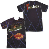 Night Ranger- 7 Wishes (Front/Back) T-shirts