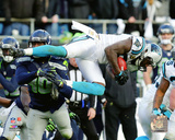 Thomas Davis 2015 NFC Divisional Playoff Game Photo