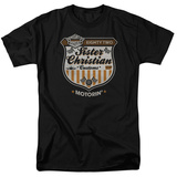 Night Ranger- Motorin Shield Shirts