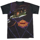 Night Ranger- 7 Wishes (Black Back) Shirts
