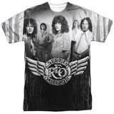 Reo Speedwagon- The Essentials Sublimated