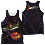 Tank Top: Night Ranger- 7 Wishes (Front/Back) Tank Top
