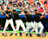 Mike Piazza - Multi-Exposure Photo