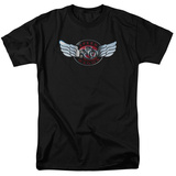 Reo Speedwagon- Rendered Logo T-Shirt