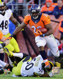 C.J. Anderson 2015 AFC Divisional Playoff Game Photo