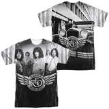 Reo Speedwagon- The Essentials (Front/Back) T-Shirt