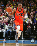 Russell Westbrook 2015-16 Action Photo