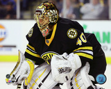 Tuukka Rask 2015-16 Action Photo