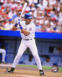 Mike Piazza 1998 Action Photo