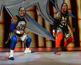 The Usos 2015 Action Photo