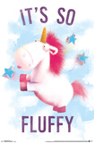 Despicable Me- Unicornicopia Fluffy Prints