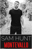 Sam Hunt- Montevallo Print