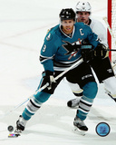 Joe Pavelski 2015-16 Action Photo