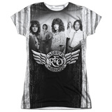 Juniors: Reo Speedwagon- The Essentials T-shirts
