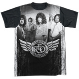 Reo Speedwagon- The Essentials (Black Back) T-shirts