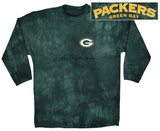 Long Sleeve: Packers- Gridiron (Front/Back) T-シャツ