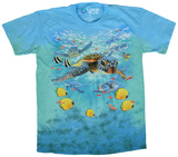 Swimming Sea Turtles Shirts