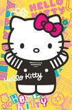 Hello Kitty- Ready For A Hug Poster