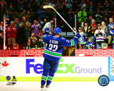 Daniel Sedin 2015-16 Action Photo