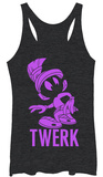 Juniors Tank Top: Looney Tunes- Martian Twerking T-shirts