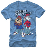 Looney Tunes- Kickein It Old-School T-shirts