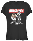 Juniors: Looney Tunes- Old School Team T-shirts