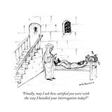 Cartoon Premium Giclee Print by Nick Downes
