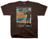 James Brown- Soul Brother Number One T-shirts