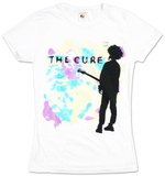 Juniors: The Cure- Boy's Don't Cry T-Shirt