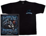 NFL: Panthers- Running Back (Front/Back) Skjorter