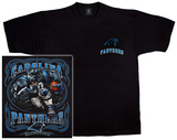 Panthers- Running Back (Front/Back) Skjorter