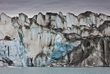 Ice Walls- Jokulsarlon Glacial Lagoon, Breidarmerkurjokull Glacier, Vatnajokull Ice Cap, Iceland Photographic Print by  Arctic-Images