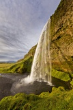 Seljalandsfoss Waterfall, Iceland Photographic Print by  Arctic-Images