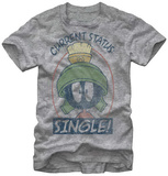 Looney Tunes- Single Martian T-shirts