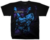 Jimi Hendrix- Hendrix Blues T-Shirts