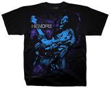 Jimi Hendrix- Hendrix Blues T-Shirts