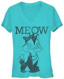 Juniors: Looney Tunes- Pretty Kitty Shirt