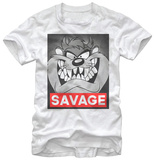 Looney Tunes- Savage Taz Shirt