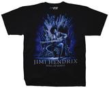 Jimi Hendrix- King Of Kings T-Shirts